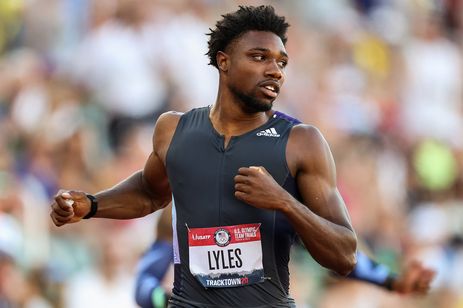 Noah Lyles Global Athletics Amp Marketing