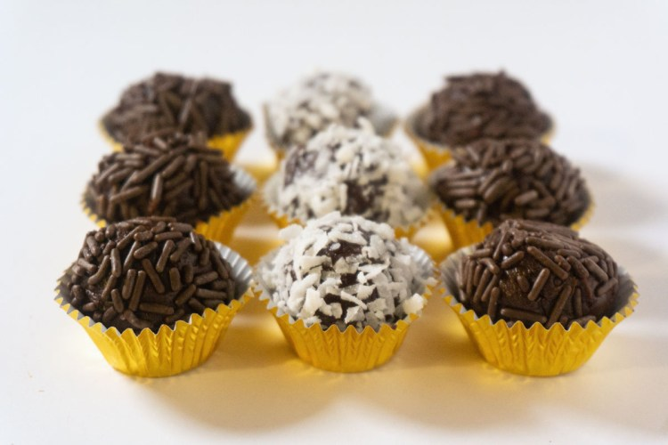 Brigadeiro A Brazilian Treat Global Bakes