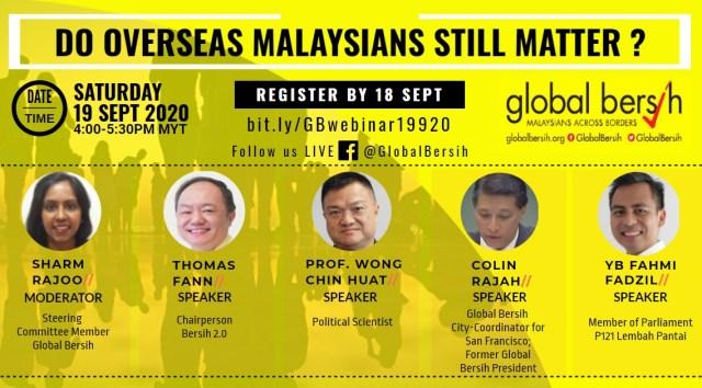 GB Webinar Event Poster