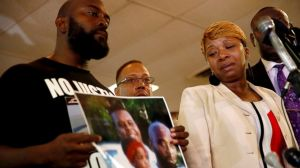 michael brown ferguson parents