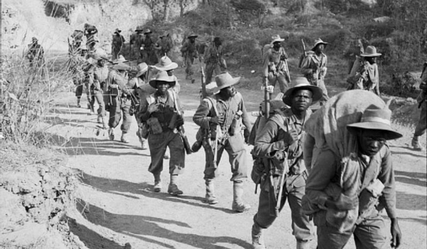 The Role Of Africans In World War 2 Global Black History
