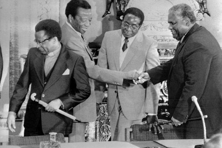 Declassified Zimbabwe-UK Files