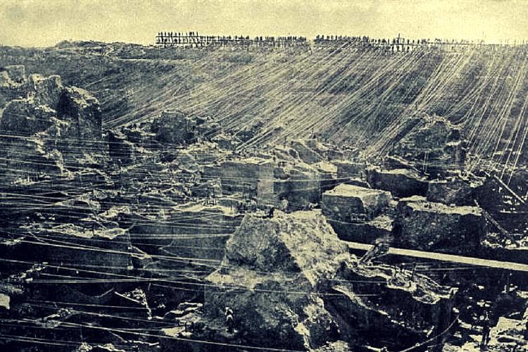 Kimberly Diamond Mines: Discovery and Exploitation (1860-1870s)