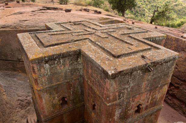 The Christian Kingdom in Ethiopia 800- 1270 A.D