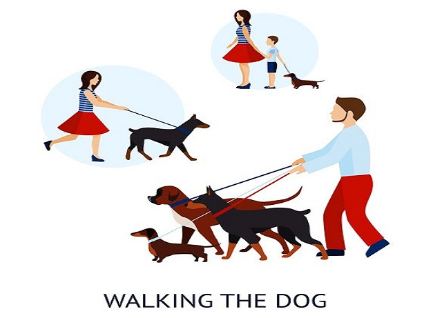 Improve the Behaviour and Health of Your Dogs with Three Simple Taps on Dog Walking App