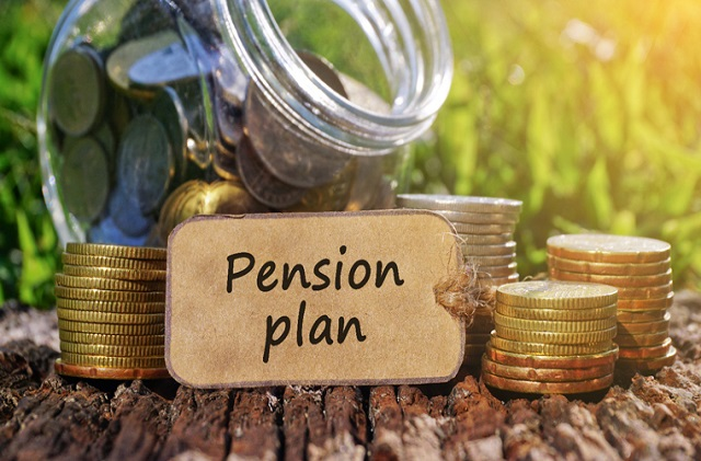 Employee Benefits Through Company Pension Plans