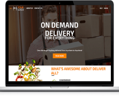 on demand delivery clone