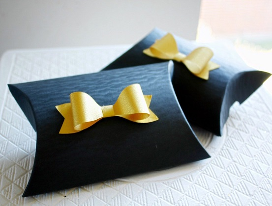 How to Make Pillow Boxes?