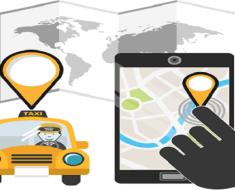 minicab booking app