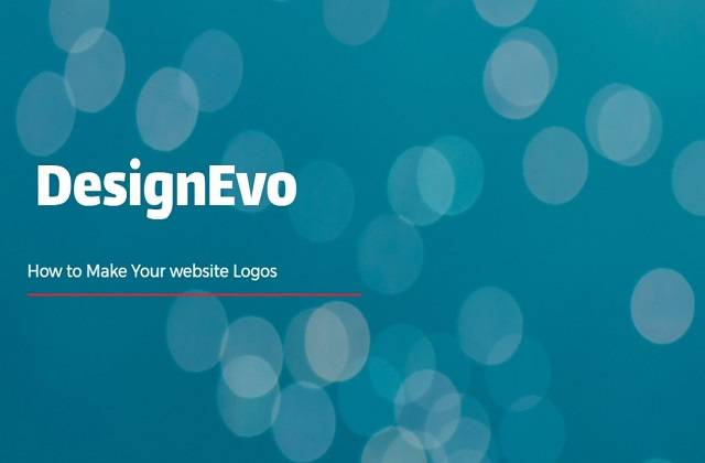 DesignEvo: How to Make Your website Logos