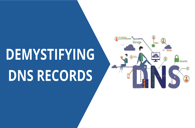 DEMYSTIFYING DNS RECORDS
