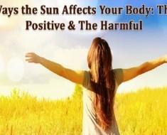 sunlight effect