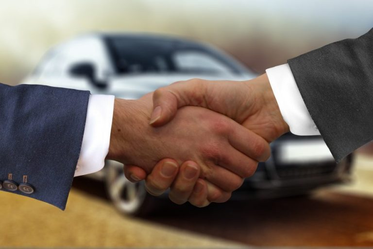 The latest development in the automobile industry by a car dealer
