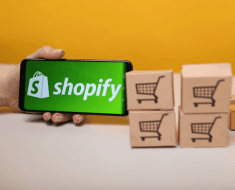 customers with shopify partner