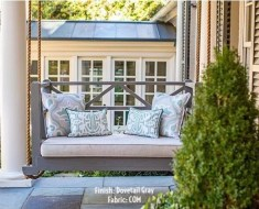 High-Quality Daybed Porch Swing