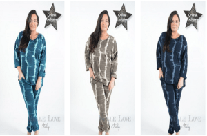 amp up your loungewear