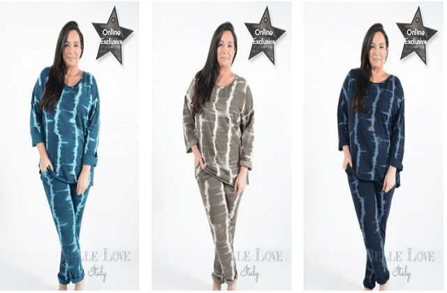 How to amp up your loungewear when a lockdown is over