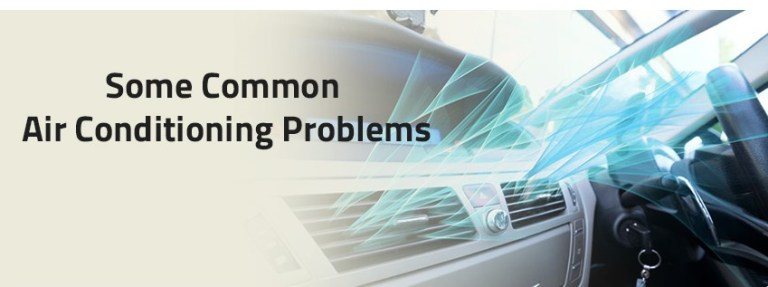Some Common Air Conditioning Problems