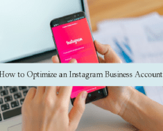How to Optimize an Instagram Business Account