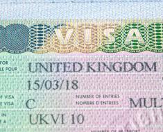Visa Services UK