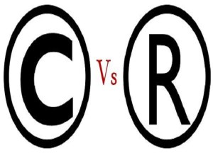 trademark law vs copyright