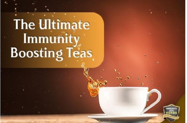 What Teas Are Good for the Immunity System?