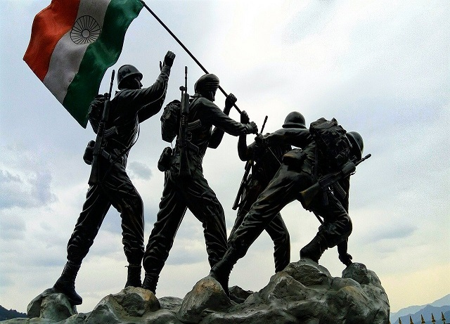 What is the life of a defense officer in the Indian Armed forces?