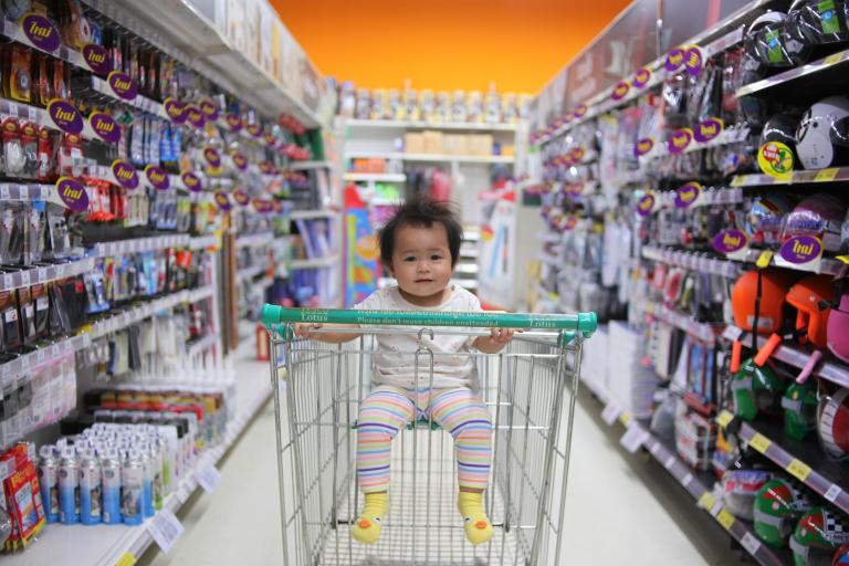 Things to consider when you are shopping for your baby