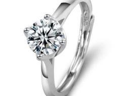 trending silver rings jewellery