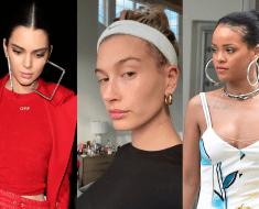 Auree Jewellery's range of hoop earrings
