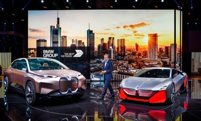 BMW's CEO Oliver Zipse Eager To Continue Partnership With Toyota