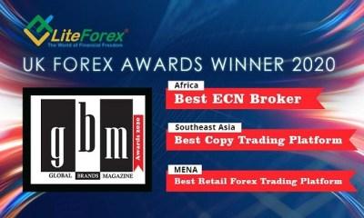 LiteForex Has Won Under Three Categories In The Forex Awards 2020