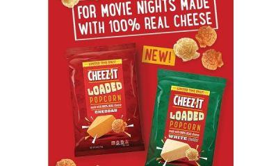 Kellogg Company-Cheez-It-Popcorn