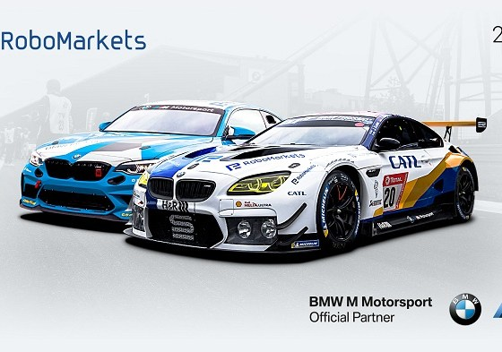 RoboMarkets Extends Its Partnership with BMW M Motorsport for 2021