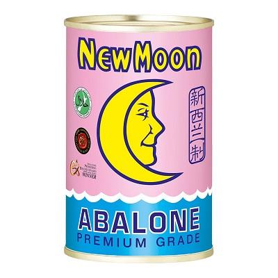 New Moon Abalone New Zealand