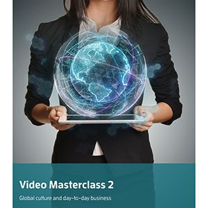 Global culture video masterclass 2