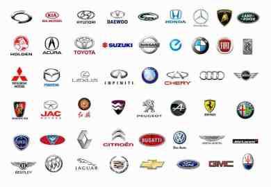 All Cars Brands Top Car Brands List With Logos