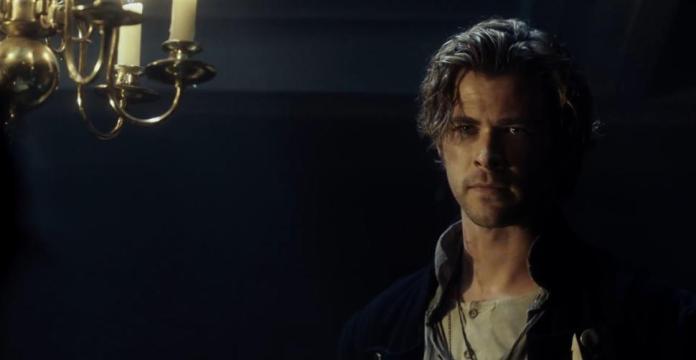 In the Heart of the Sea Teaser Trailer Chris Hemsworth