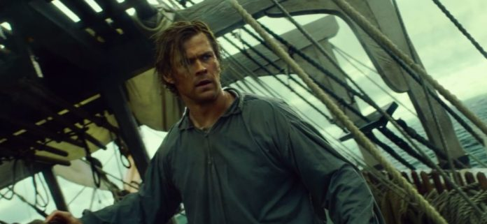 In the Heart of the Sea Teaser Trailer