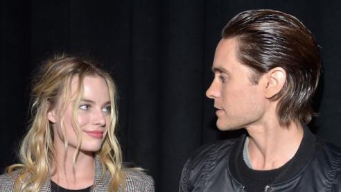 CinemaCon 2016 Margot Robbie Jared Leto