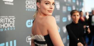 2018 Critics' Choice Awards Margot Robbie