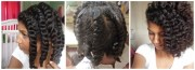 graphic of protective hairstyles