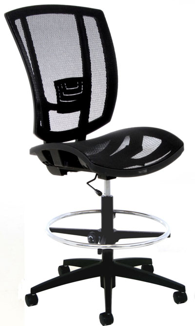 mesh drafting chair cover sashes wholesale uk offices to go mvl3127 avro seat back