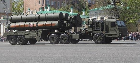 Na slici: protivvazdušni sistem S-400 (Foto: Соколрус)