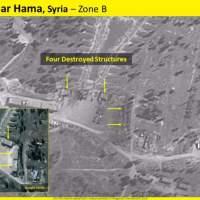 Ko stoji iza poslednjeg bombardovanja Sirije?