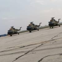 Kompletirana isporuka helikoptera Mi-17V-5 za Srbiju