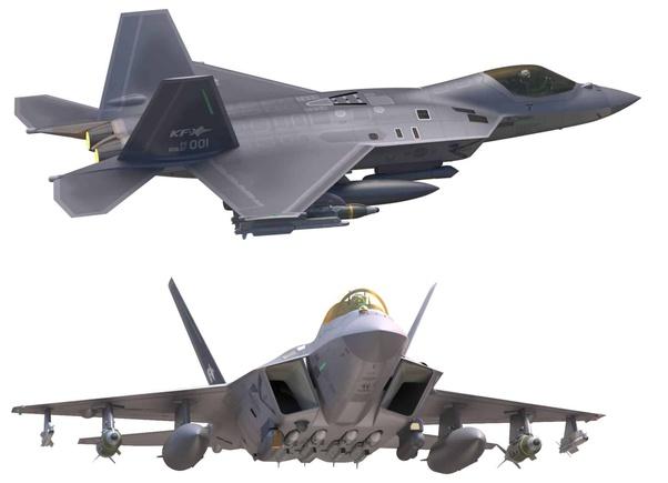 KF-21 Armament