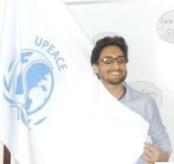 Shahbaz Israr Khan, University for Peace, Global Education Magazine