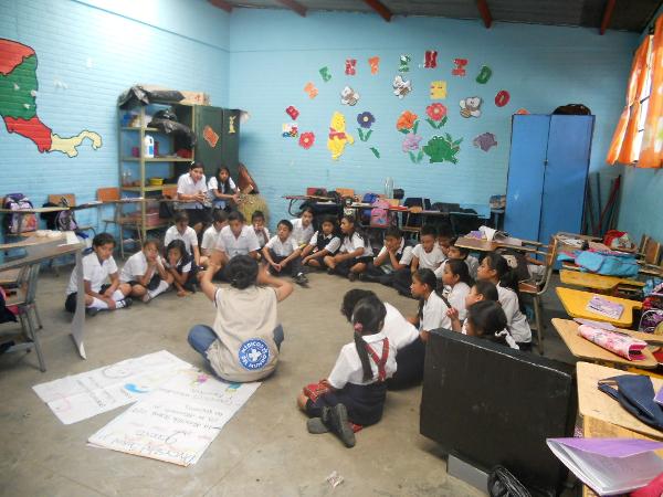 Medicos del Mundo Salud sexual y reproductiva Global Education Magazine