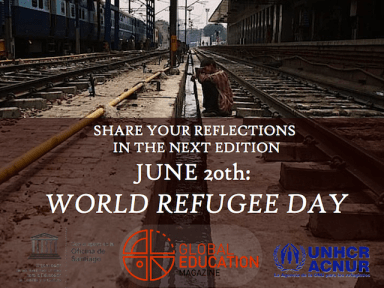 World Refugee Day, Global Education Magazine
